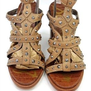 5c0562345 Sam Edelman Shoes - Sam Edelman Keith Croc Embossed Footbed sandal 10
